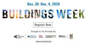 Buildings Week 2020