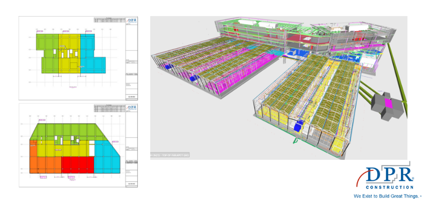 DPR Construction Uses Tekla Structures