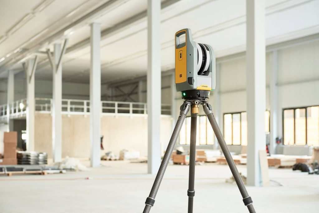 trimble x7 3d laser scanner and workflow