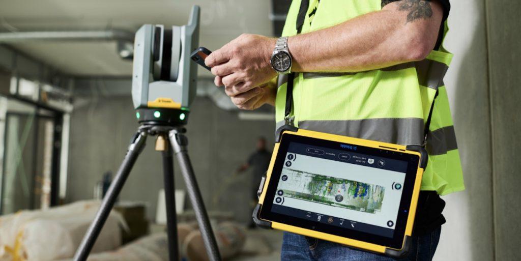 construction field technology