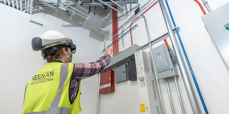 Huit moyens par lesquels la RA et la RM sont en train de révolutionner le secteur de la construction.